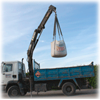 Transporte de materiales de construccion en Sevilla